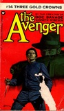 Three Gold Crowns (The Avenger #14)
