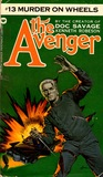 Murder On Wheels (The Avenger #13)