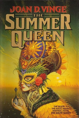 The Summer Queen by Joan D. Vinge