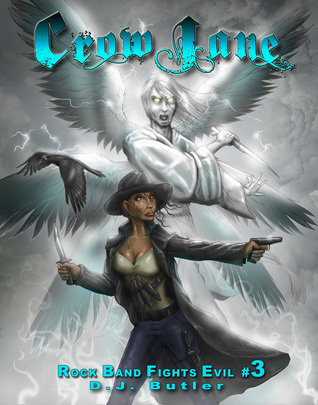 Crow Jane by D.J. Butler