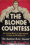 The Blonde Countess