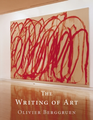 The Writing of Art by Olivier Berggruen