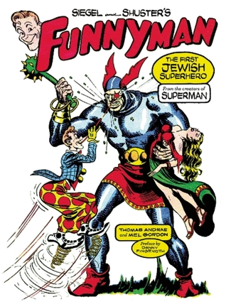 Funnyman: The First Jewish Superhero