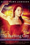 The Burning City (The Spirit Binders, #2)