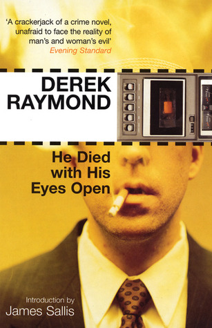 He Died With His Eyes Open