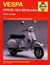 Vespa P/PX125, 150 and 200 Scooters Service and Repair Manual: 1978 to 2006 (Haynes Service & Repair Manuals)