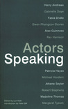 Actors Speaking