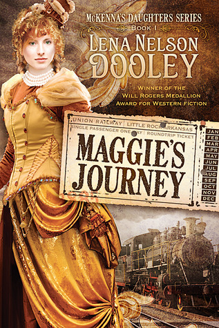 Maggie's Journey (McKenna's Daughters, #1)