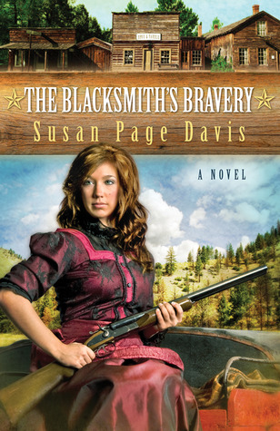 The Blacksmith's Bravery (Ladies' Shooting Club #3)