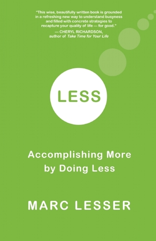 Less by Marc Lesser