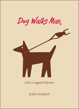 Dog Walks Man by John Zeaman