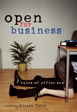 Open For Business by Alison Tyler