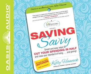 Saving Savvy by Kelly Hancock