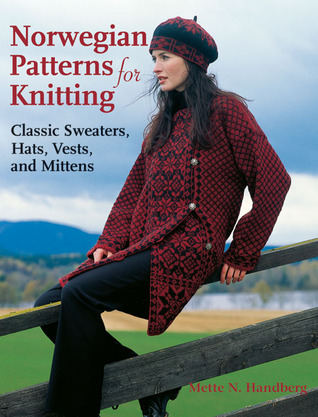Norwegian Patterns for Knitting by Mette N. Handberg