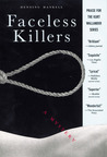 Faceless Killers (Wallander #1)