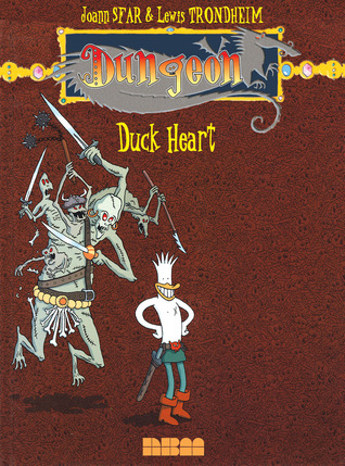 Dungeon: Zenith - Vol. 1: Duck Heart