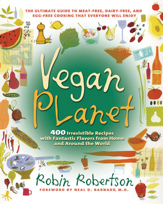 Vegan Planet by Robin G. Robertson
