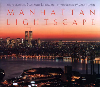 Manhattan Lightscape by Nathaniel Lieberman