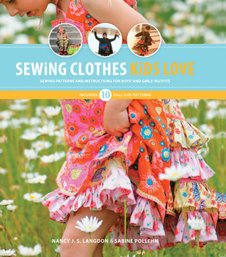 Sewing Clothes Kids Love by Nancy Langdon