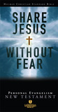 HCSB Share Jesus Without Fear New Testament, Bonded Leather Student Edition