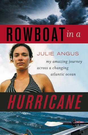 Rowboat in a Hurricane by Julie Angus