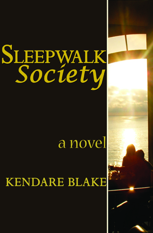 Sleepwalk Society by Kendare Blake