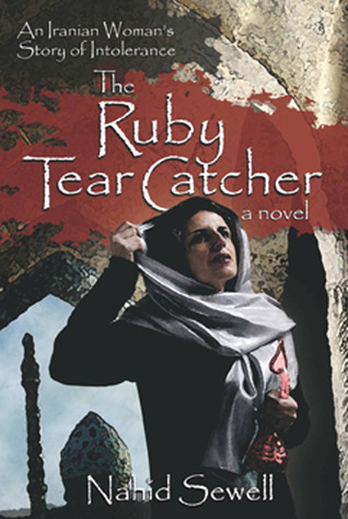 Ruby Tear Catcher by Nahid Sewell