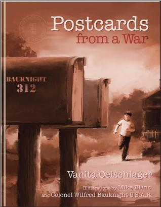 Postcards from a War by Vanita Oelschlager