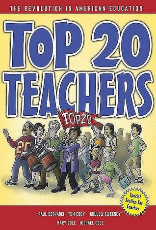 Top 20 Teachers by Paul Bernabei