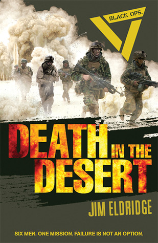 Death in the Desert by Jim Eldridge