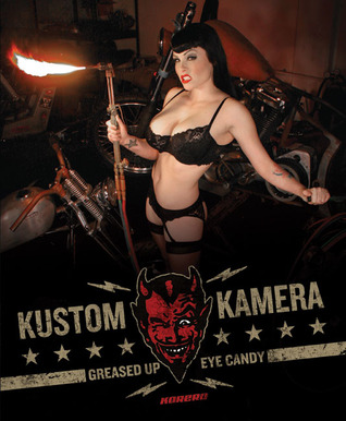 Kustom Kamera by Korero Books