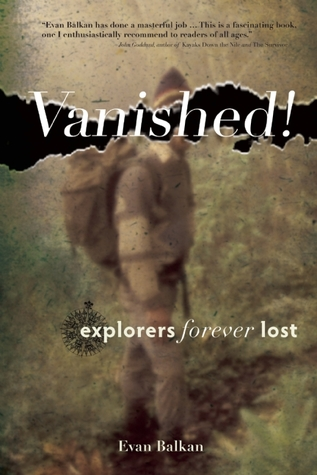 Vanished! by Evan L. Balkan