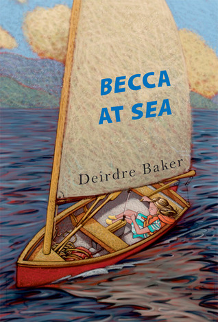 Becca at Sea by Dierdre Baker