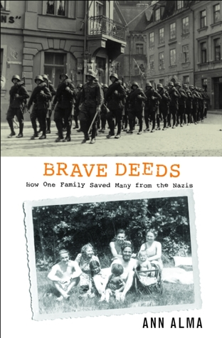 Brave Deeds by Ann Alma