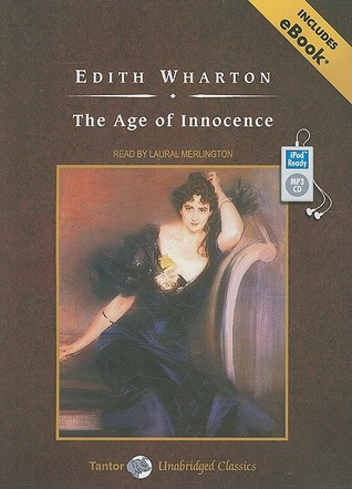 The Age of Innocence, with eBook by Edith Wharton