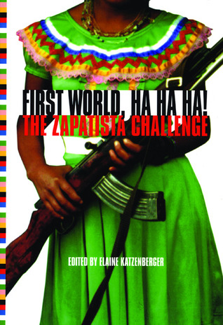First World, Ha, Ha, Ha! by Elaine Katzenberger