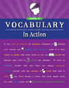 Vocabulary in Action Level E: Word Meaning, Pronunciation, Prefixes, Suffixes, Synonyms, Antonyms, and Fun!