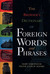 Broswer's Dictionary of Foreingn Words and Phrases