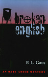 Broken English (Ohio Amish Mystery, #2)