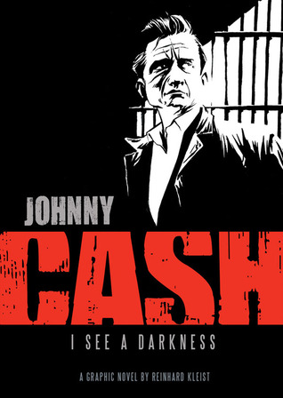 Johnny Cash by Reinhard Kleist