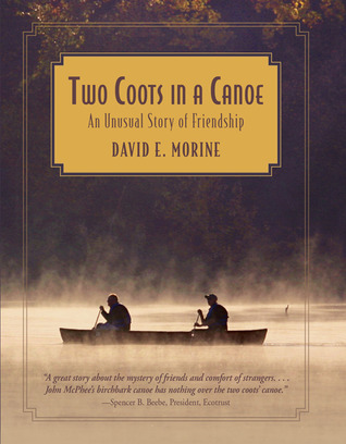 Two Coots in a Canoe by David E. Morine