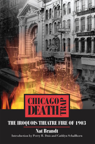 Chicago Death Trap by Nat Brandt