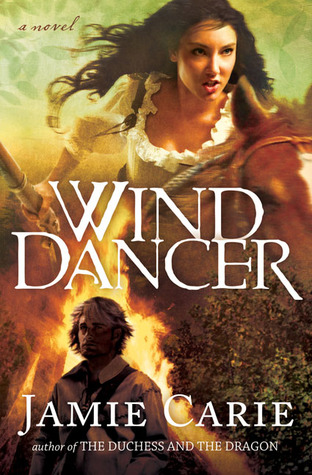Wind Dancer by Jamie Carie