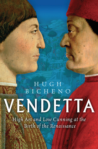 Vendetta by Hugh Bicheno