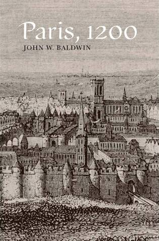 Paris, 1200 by John Baldwin