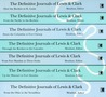 The Definitive Journals of Lewis and Clark, 7 Vols
