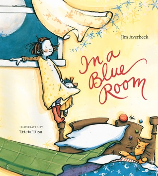 In a Blue Room by Jim Averbeck