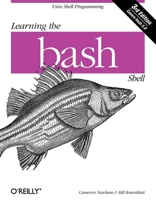 Learning the bash Shell by Cameron Newham