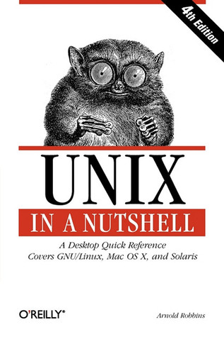 Unix in a Nutshell by Arnold Robbins