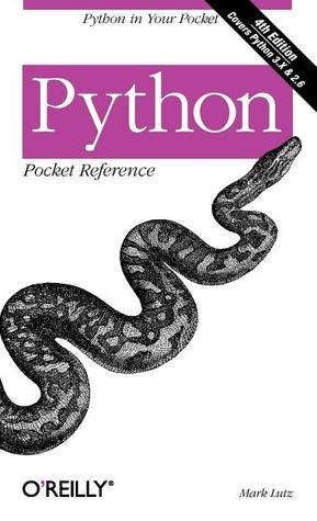 Python Pocket Reference by Mark Lutz